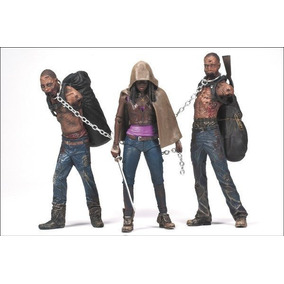 Michonne The Walking Dead Raro 3 Temporada
