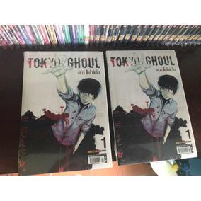 Mangá Tokyo Ghoul Lacrado