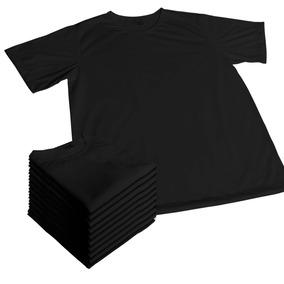 10 Camisetas Lisa 100% Poliester Camisa Para Sublimação
