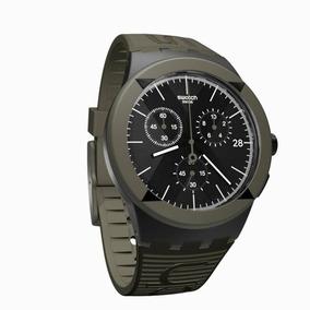 db15c2fdb49 Relogio Shivas Suico Estilo Militar Masculino Swatch - Relógios De ...