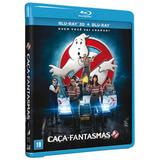 Blu-ray + Blu-ray 3d- Caça-fantasmas (2016)