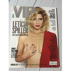 Revista Vip - Letícia Spiller