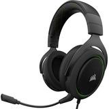 Audifonos Gamer Pc Microfono Corsair Hs50 Xbox One Ps4 3.5mm