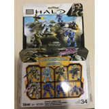Mega Bloks Halo 97205 Collectors Edition Pack Coleccionable