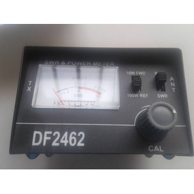 Medidor De Potencia Wattimetro E Roe Swr Para Fm Hf E Px