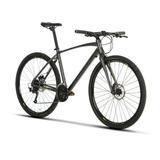 Bicicleta Sense Activ 2019 27v Shimano Hidráulico Cinza/amar