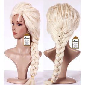 Peluca Elsa Frozen Para Adulta - Disfraces en Mercado Libre México 4bc056fc6e58