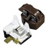 Relay Y Protector Compresor Refrigerador Mabe Ge Whirlpool