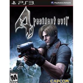 Resident Evil 4 Ps3 Psn Comprou Chegou Promoção