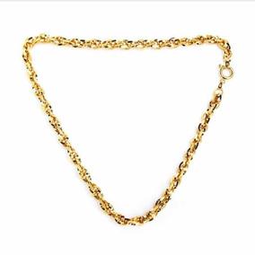Corrente Giracolo Giallo Ouro18k 45cm Peso:13,2 Gramas