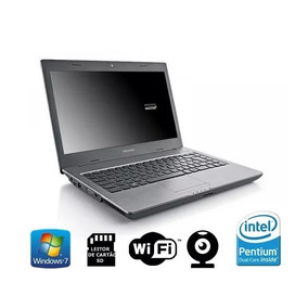 Notebook N110i Positivo Master Pdual Corehd 320gb 2gb