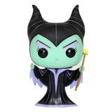 Figura Muñeco Funko Pop Disney Malefica 09