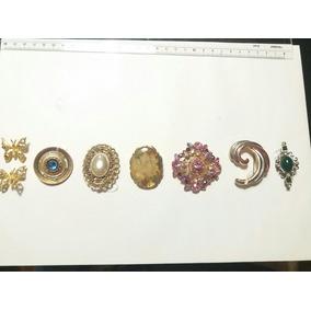 Cada Broche Camafeu Antigo Diveros Materiais