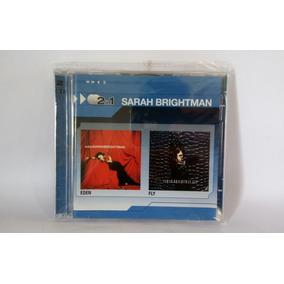 Sarah Brightman 2in1 - Eden & Fly - 2cd Importado,novo