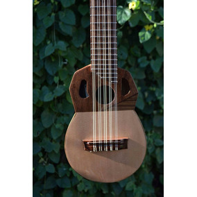 Charango Electroacustico Luthier Garciaberbery