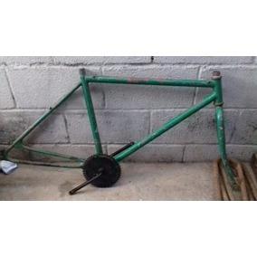 Quadro Aro 26 Para Bike Praieira ( Monark Rat Bmx Berlineta)