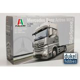 Italeri 1/24 Mercedes Benz Actros Mp4 G (3905) Dukel Hobbies