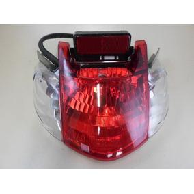 Lanterna Traseira Biz 125 2005 A 2010 + Lampada Novo