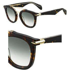 Óculos Sunglasses Rag And Bone Rnb 1005 s - 266002 ca3ccbcc1e
