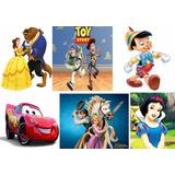 42 Cuentos Clásicos Y Modernos Disney Infantil Niños Mp3