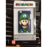 Estuche iPod Touch 4g Pdp Luigi Nintendo Super Mario, Nuevo.