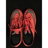 Zapatos Fútbol Niños Microtaco Nike Mercurial No.33.5 -35-