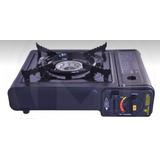 Cocina Camping Portatil+ 1 Cartucho De Gas,importador