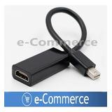 Adaptador Mini Display Port Hdmi Thunderbolt Mac Cable Port