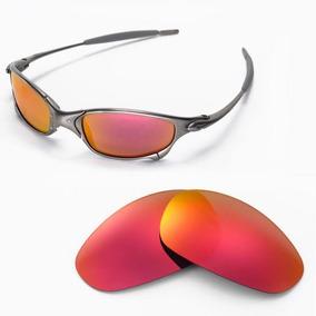 Juliet Clear Ruby De Sol Oakley - Óculos no Mercado Livre Brasil deec1b55ec