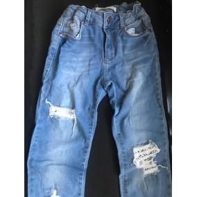 Pantalones Zara Rotos Ropa, Calzados y Accesorios en