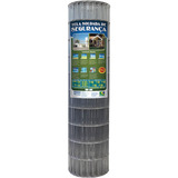 Tela Segurança Soldada 15x5 1,50x25m Fio 2,3mm Morlan