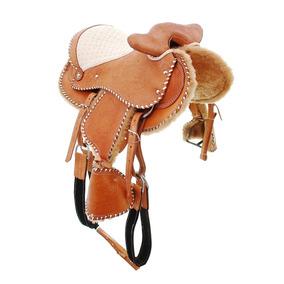 Sela Pequeno - Acessórios Selas para Cavalos no Mercado Livre Brasil 3e02fd0b925