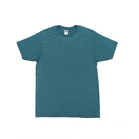 Playera London Optima Turquesa