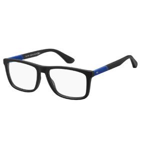 b8dfe822a1a0a Armação De Óculos De Grau Tommy Hilfiger Th1561 003 5,5 Cm