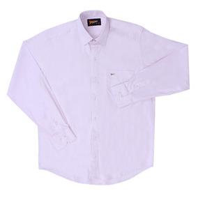 Camisa Manga Longa Masculina Lilás Fast Back 20296