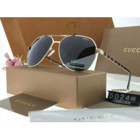 Oculos Gucci Aviators De Sol - Óculos no Mercado Livre Brasil 4dfebbfdc6
