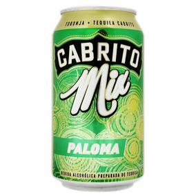 Cabrito Mix Paloma Tequila Y Toronja 355 Ml