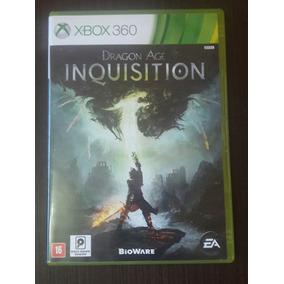 Jogo Dragon Age Inquisition-xbox 360 (mídia Física)