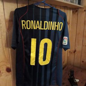Camiseta Ronaldinho Barcelona - Camisetas en Mercado Libre Argentina e2fbde94919