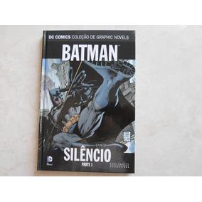 Batman Silêncio Parte 1 Eaglemoss
