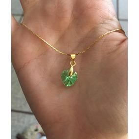Collar De Princesas Chapa De Oro Para El 14 De Febrero