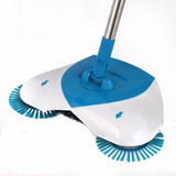 Escoba Giratoria Portatil Spin Broom Barre Aspira