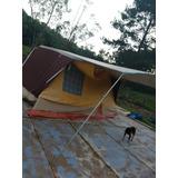 Barraca De Camping Para 6 Pessoas