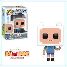 Funko Pop Animation Adventure Time Hora De Aventura Finn 411 ·   299 1b9273e0ee009