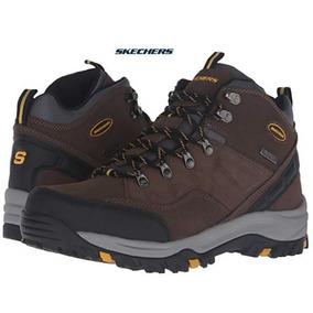 1d6165101dc84 Bota Negra Para Lluvia Marca Skechers Botas De - Zapatos en Mercado ...