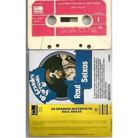 Raul Seixas Fita K7 Os Grandes Sucessos 1983