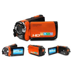 Câmera Filmadora Power Pack A Prova De Água.