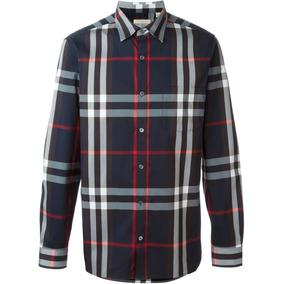 Camisa Burberry - Camisa Masculino no Mercado Livre Brasil a5d1a33c8d6