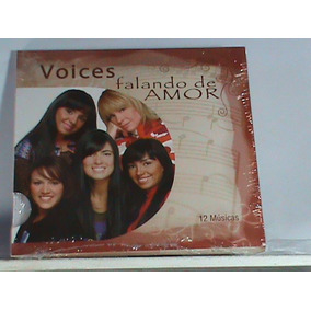 Cd - Voices - (novo - Original - Lacrado)