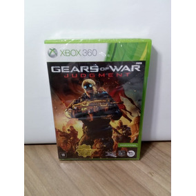 Gears Of War Judgment Xbox 360 Novo
